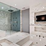 Phòng tắm kính cường lực tại cà mau