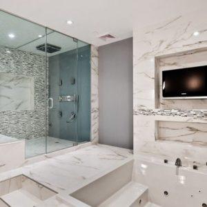 phòng tắm kính tại cà mau